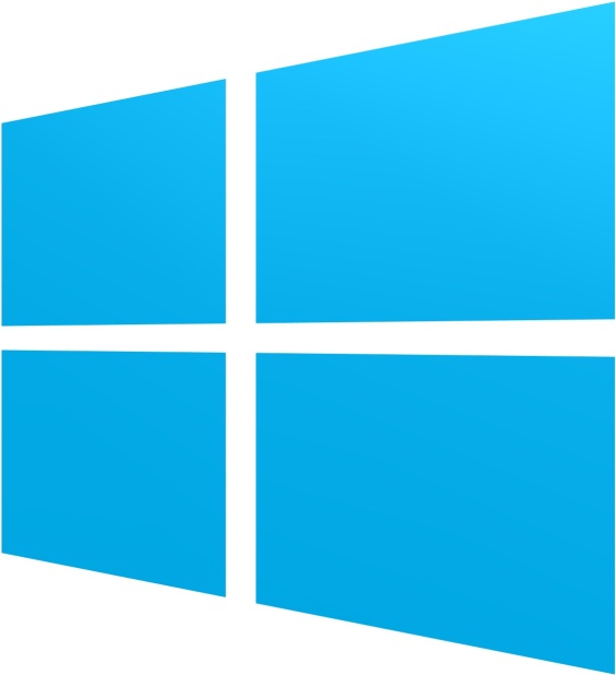 windows 8 logo-335289