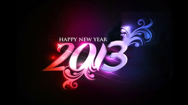 2013 Happy New Year hd Wallpapers download