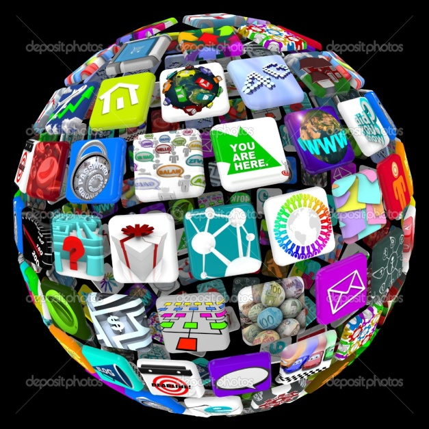 depositphotos_4434565-Apps-in-Sphere-Pattern---World-of-Mobile-Applications